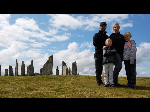 Scotland and Northern Ireland Vacation 2016