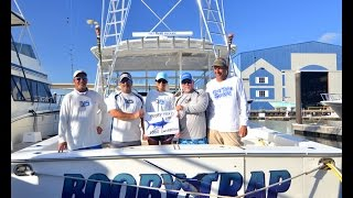 "SWORDFISHING RECORD SET ON THE BOOBY TRAP "" SWORDFISH # 1000 CAUGHT ON VIDEO!"
