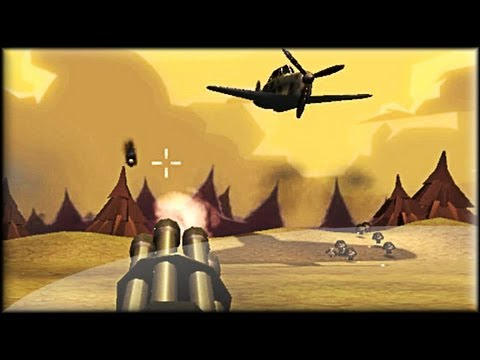 OMG Operation Machine Gun! - Game Preview / Gameplay