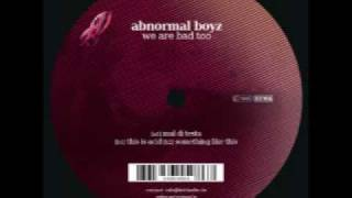 Abnormal Boyz - Something Like This - Style Rockets