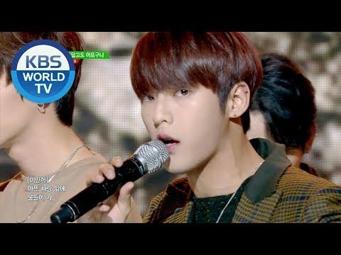 BTOB - Beautiful Pain | 비투비 - 아름답고도 아프구나 [Music Bank / 2018.12.21]