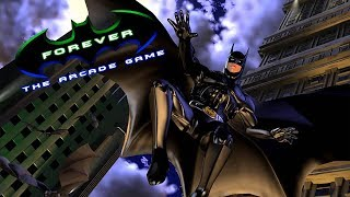 Batman Forever (Arcade) Full Playthrough and Ending