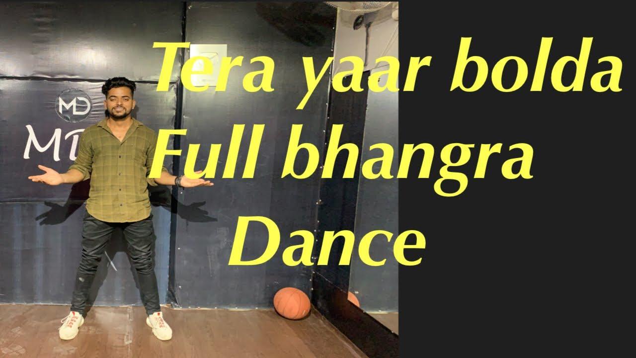 Download Tera yaar Bolda//full dance song//punjabi bhangra//Manish Indoriya