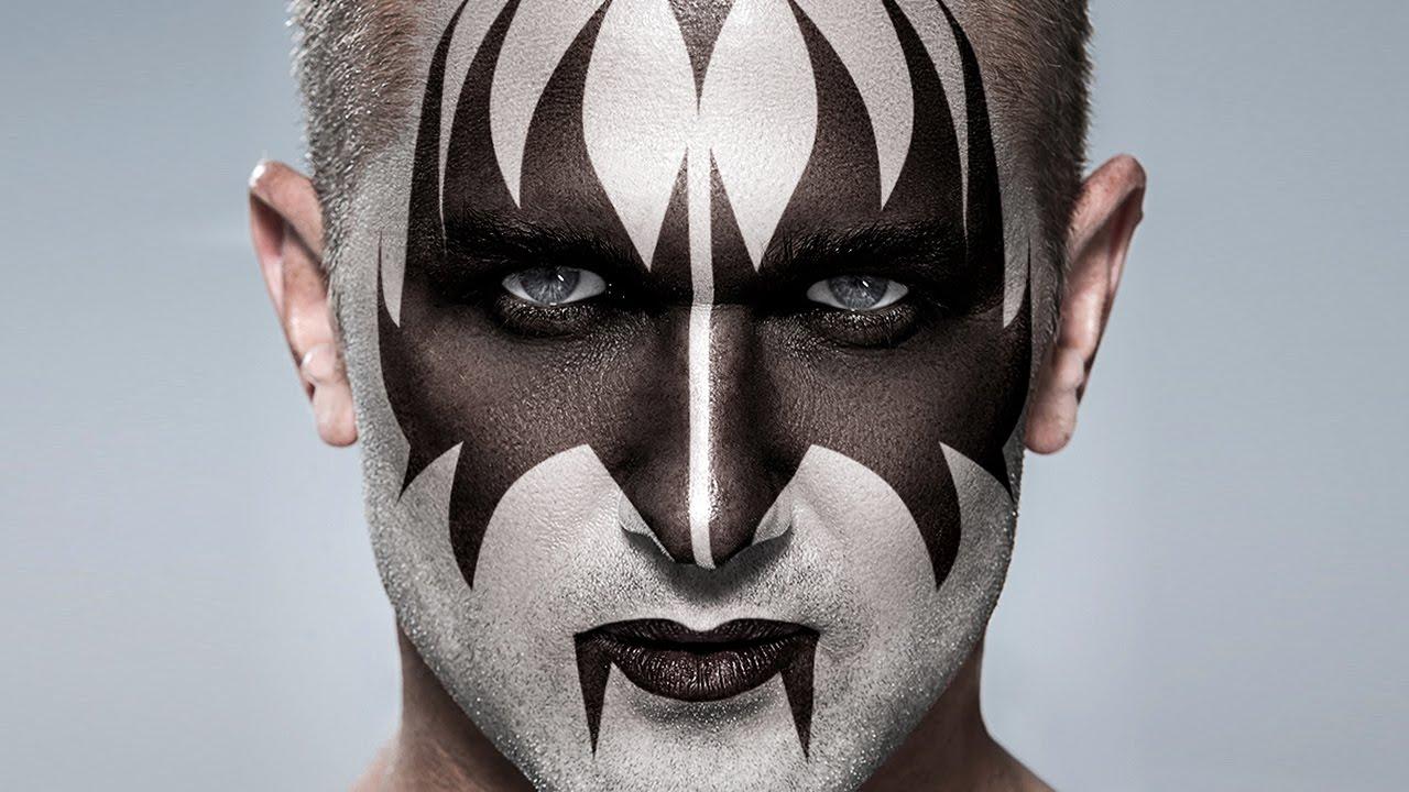 gene simmons makeup - photo #5