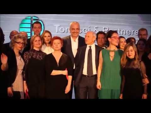 Cocktail Presentazione Business Guide Albania - marzo 2017