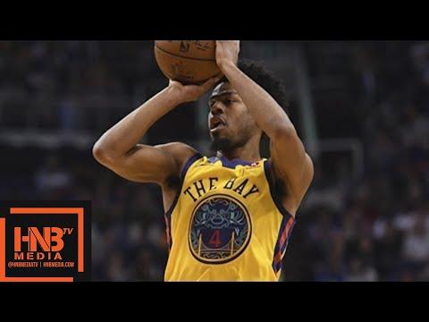 Golden State Warriors vs San Antonio Spurs Full Game Highlights / March 19 / 2017-18 NBA Season