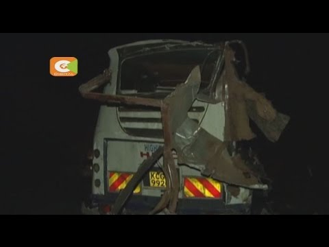 20 killed in Nairobi-Nakuru road accident