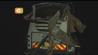 TRAGEDY strikes as 20 killed in dawn Nakuru accident