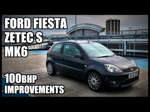 & FORD FIESTA IMPROVEMENTS! - YouTube markmcfarlin.com