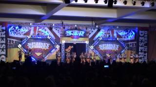 California Allstars Aces Spirit Sports Day 1 2014