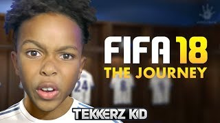 OMG HE GOT SCAMMED! Fifa 18 The Journey Xbox One Gameplay