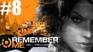 Remember Me - Walkthrough - PC Max Settings - Part 8 - Infiltrate The Prison