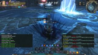 Repeat youtube video PVP - Warden (65) vs Mystic (60)
