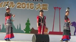 Video Banyen Rakgan @Thai Festival Osaka 2016.5.22 download MP3, 3GP, MP4, WEBM, AVI, FLV Juni 2018