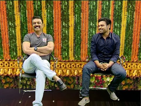 Actor Naresh And His Son Naveen Vijay Krishna Exclusive Interview || Vanitha TV
