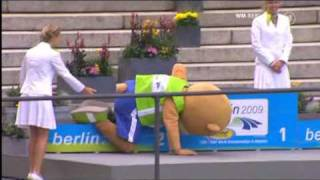 Best of Berlino, mascot of the Berlin 2009 Athletics World Championships
