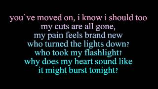 Rachel Platten   Beating Me Up Lyrics With 3D Effects HD