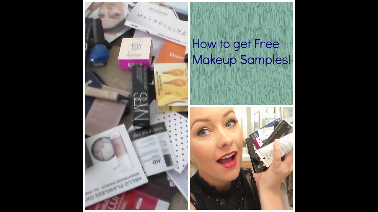 Free makeup samples 2018 free makeup giveaways | beauty.