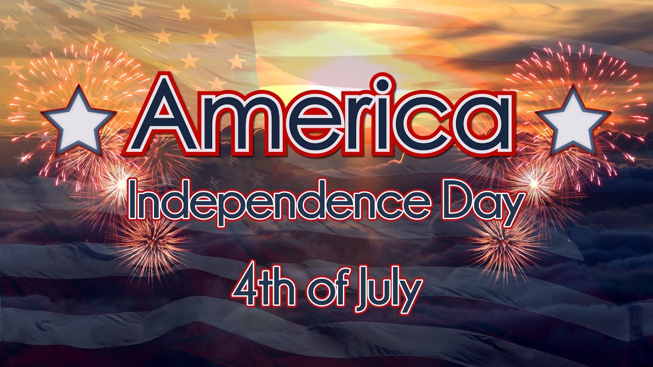 America 2016 4th Of July Independence Day Celebration