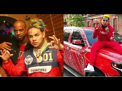 6ix9ine gets Banned by Judge from Rapping about 'Tr3yway' in Songs or Being Around any Gang Members.