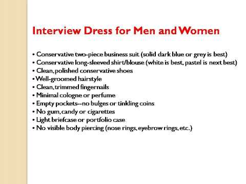 how to ask what the dress code is