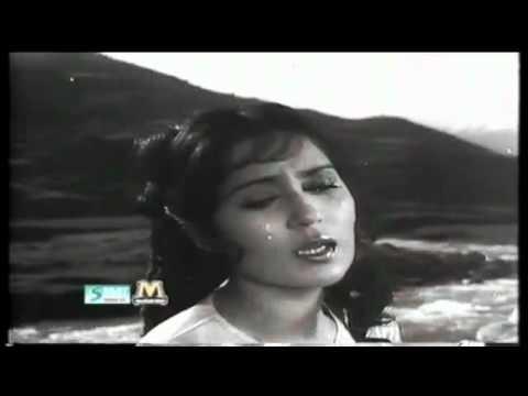 NOOR JAHAN - HUM SE BADAL GAYA - DIL-E-BETAB - YouTube.FLV