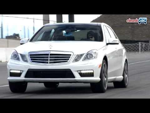 2010 Mercedes Benz E63 Amg Track Test Youtube