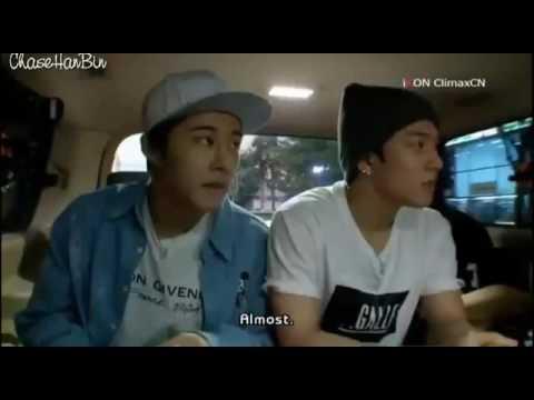 B.I | kim hanbin speaking english