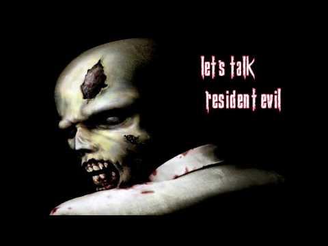 Let's Talk: Resident Evil-Podcast - Episode 23