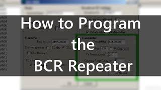 Video BCR Repeater Software Programming download MP3, 3GP, MP4, WEBM, AVI, FLV Juni 2018