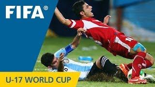 'Sensational' goal spurs Argentina