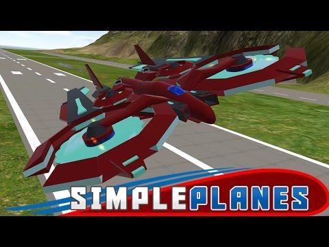 SimplePlanes Gameplay - Besiege meets KSP! - Let's Play Simple Planes Part 1