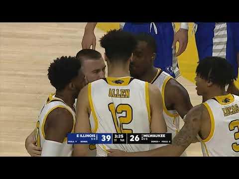 MBB: Eastern Illinois Highlights