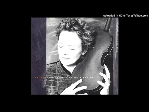 Laurie Anderson - Washington Street