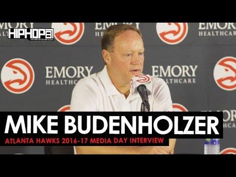 Coach Budenholzer Talks Signing Dwight Howard, Hawks 2016-17 Season, & More (Hawks Media Day)