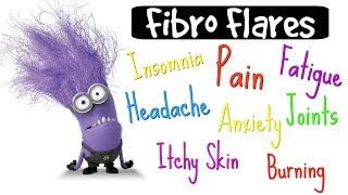 how to know if you are in a fibromyalgia flare and what to do