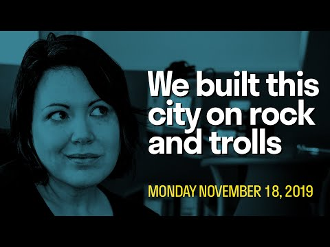 [Live Daily] We built this city on Rock & Trolls: How Twitter & Corporate Tech Changed the Deal.
