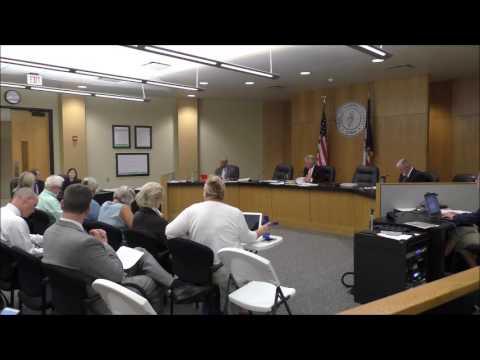 Story County Board of Supervisors September 13 2016