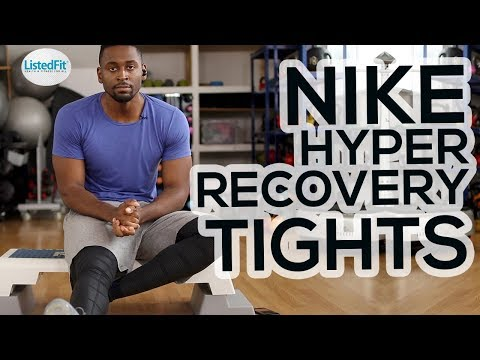 Nike Hyper Recovery Compression Tights Review DOMS Pain Be Gone!