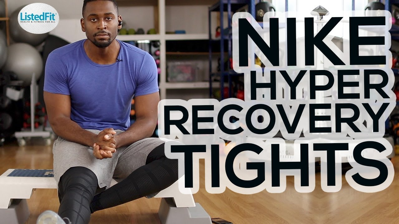 Nike Hyper Recovery Compression Tights Review Doms Pain Be Gone Youtube