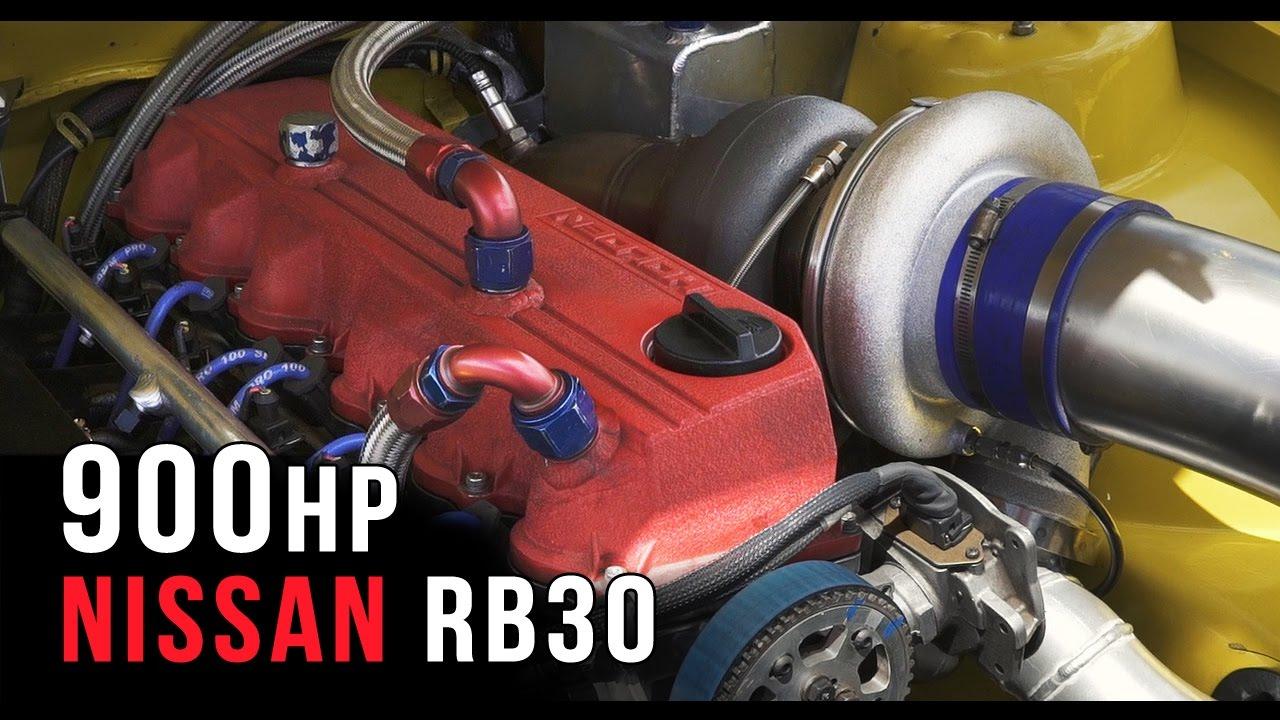900hp Nissan Rb30 Vl Turbo Xhyway Funnydog Tv