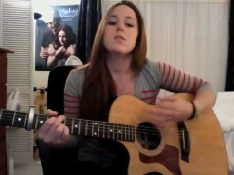 """Enchanted"" (Taylor Swift acoustic cover) - Stephanie Berlanga"