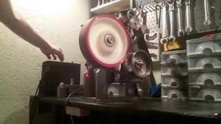 Колесо диаметром 195мм, покрытие полиуретан.(, 2015-03-28T17:32:57.000Z)