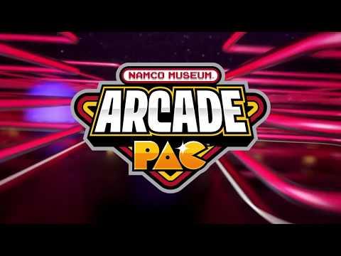 Namco Museum Arcade PAC - Video