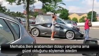 Servet Avcısı kızları Avlamak Lamborghini TR Altyazı