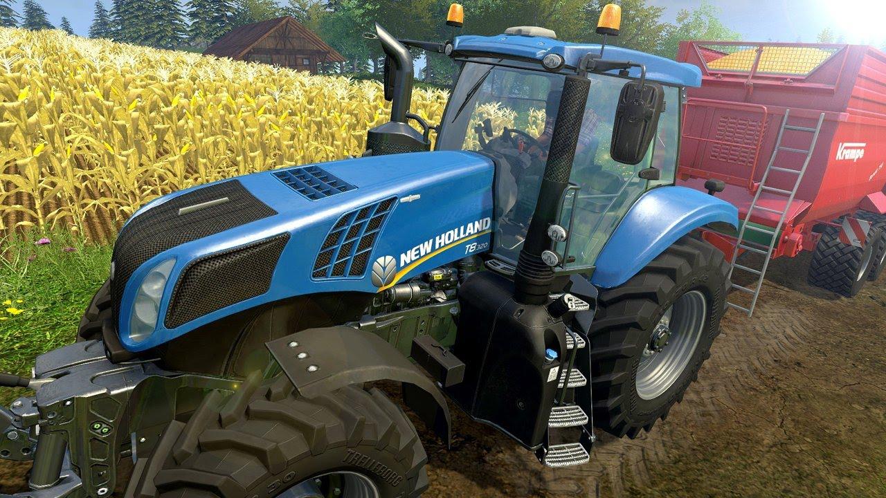 Bauernhof Simulation