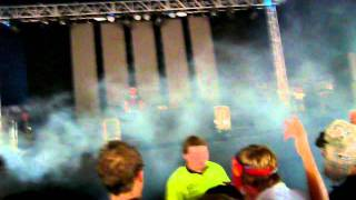 Erol Alkan - Metronomy - The Bay (Erol Alkan Remix) (Live) - Field Day, London Sat 6 August 2011