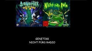 genetikk nicht fürs radio