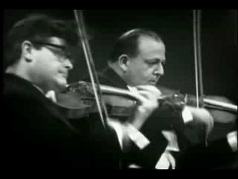 Mozart: String Quint N3 K516 4/4 Amadeus (6.1966)