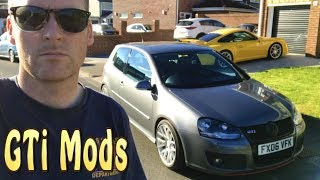 Golf GTI Must Have Modifications